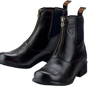 Ariat Heritage zip round toe boot